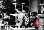 Image of Hitler Youth meeting Thuringia Germany, 1933, second 11 stock footage video 65675047295