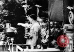 Image of Hitler Youth meeting Thuringia Germany, 1933, second 12 stock footage video 65675047295