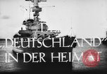 Image of German sailors Germany, 1937, second 10 stock footage video 65675047322