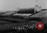Image of Tenth Party Congress Germany, 1938, second 10 stock footage video 65675047332
