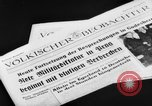 Image of Adolf Hitler Berlin Germany, 1938, second 9 stock footage video 65675047335