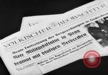 Image of Adolf Hitler Berlin Germany, 1938, second 10 stock footage video 65675047335