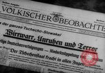 Image of Adolf Hitler Prague Czechoslovakia, 1939, second 9 stock footage video 65675047341