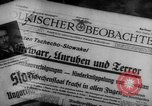 Image of Adolf Hitler Prague Czechoslovakia, 1939, second 10 stock footage video 65675047341