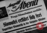 Image of Adolf Hitler Prague Czechoslovakia, 1939, second 12 stock footage video 65675047341