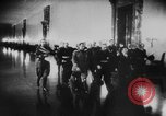 Image of singing of a pact Berlin Germany, 1940, second 11 stock footage video 65675047353
