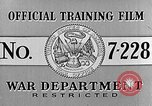 Image of The Rifle Platoon United States USA, 1942, second 4 stock footage video 65675047380