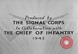 Image of The Rifle Platoon United States USA, 1942, second 10 stock footage video 65675047380