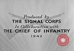 Image of The Rifle Platoon United States USA, 1942, second 11 stock footage video 65675047380