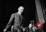 Image of Charles De Gaulle Paris France, 1958, second 12 stock footage video 65675047399