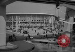 Image of American Pavilion at  Brussels Fair. Middle East, 1958, second 1 stock footage video 65675047400