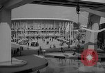 Image of American Pavilion at  Brussels Fair. Middle East, 1958, second 2 stock footage video 65675047400