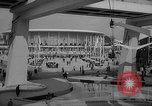 Image of American Pavilion at  Brussels Fair. Middle East, 1958, second 4 stock footage video 65675047400