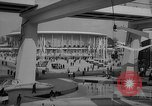 Image of American Pavilion at  Brussels Fair. Middle East, 1958, second 5 stock footage video 65675047400