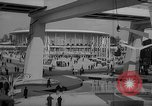 Image of American Pavilion at  Brussels Fair. Middle East, 1958, second 6 stock footage video 65675047400