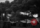 Image of fire at oil plant New Jersey United States USA, 1938, second 10 stock footage video 65675047409