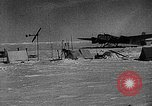 Image of Russian scientists Arctic Ocean, 1938, second 7 stock footage video 65675047414