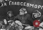 Image of Russian scientists Arctic Ocean, 1938, second 8 stock footage video 65675047414