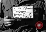 Image of American soldiers Kimpo Korea, 1953, second 1 stock footage video 65675047428