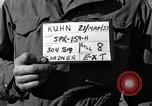 Image of American soldiers Kimpo Korea, 1953, second 3 stock footage video 65675047428
