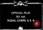 Image of 105 mm antiaircraft gun Aberdeen Proving Ground Maryland USA, 1927, second 2 stock footage video 65675047430