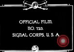 Image of 105 mm antiaircraft gun Aberdeen Proving Ground Maryland USA, 1927, second 3 stock footage video 65675047430