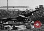 Image of 105 mm antiaircraft gun Aberdeen Proving Ground Maryland USA, 1927, second 11 stock footage video 65675047430