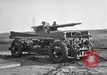 Image of 37mm automatic anti-aircraft gun Aberdeen Proving Ground Maryland USA, 1927, second 4 stock footage video 65675047432