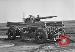 Image of 37mm automatic anti-aircraft gun Aberdeen Proving Ground Maryland USA, 1927, second 5 stock footage video 65675047432
