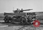 Image of 37mm automatic anti-aircraft gun Aberdeen Proving Ground Maryland USA, 1927, second 6 stock footage video 65675047432