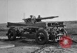 Image of 37mm automatic anti-aircraft gun Aberdeen Proving Ground Maryland USA, 1927, second 7 stock footage video 65675047432