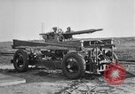 Image of 37mm automatic anti-aircraft gun Aberdeen Proving Ground Maryland USA, 1927, second 8 stock footage video 65675047432