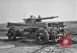 Image of 37mm automatic anti-aircraft gun Aberdeen Proving Ground Maryland USA, 1927, second 9 stock footage video 65675047432