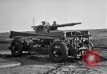 Image of 37mm automatic anti-aircraft gun Aberdeen Proving Ground Maryland USA, 1927, second 10 stock footage video 65675047432