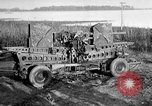 Image of 3-inch anti-aircraft gun T1 Aberdeen Proving Ground Maryland USA, 1927, second 4 stock footage video 65675047433
