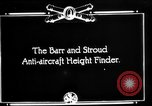 Image of Barr and Stroud height finder Aberdeen Proving Ground Maryland USA, 1927, second 3 stock footage video 65675047434