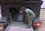 Image of Field Artillery Digital Automatic Computer Cu Chi Vietnam, 1967, second 2 stock footage video 65675047443