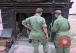 Image of Field Artillery Digital Automatic Computer Cu Chi Vietnam, 1967, second 7 stock footage video 65675047443