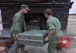 Image of Field Artillery Digital Automatic Computer Cu Chi Vietnam, 1967, second 10 stock footage video 65675047443