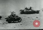 Image of German Field Marshall Erwin J E Rommel North Africa, 1943, second 2 stock footage video 65675047448