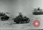Image of German Field Marshall Erwin J E Rommel North Africa, 1943, second 3 stock footage video 65675047448