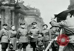 Image of Russian troops in Berlin Berlin Germany, 1945, second 1 stock footage video 65675047459