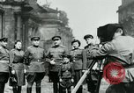 Image of Russian troops in Berlin Berlin Germany, 1945, second 2 stock footage video 65675047459