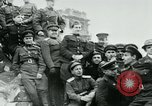 Image of Russian troops in Berlin Berlin Germany, 1945, second 8 stock footage video 65675047459