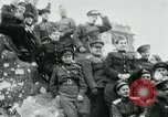 Image of Russian troops in Berlin Berlin Germany, 1945, second 9 stock footage video 65675047459