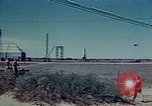 Image of German V-2 rocket White Sands New Mexico USA, 1946, second 1 stock footage video 65675047461