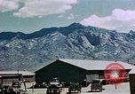 Image of radar installation White Sands New Mexico USA, 1946, second 1 stock footage video 65675047462