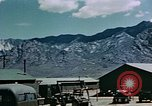 Image of radar installation White Sands New Mexico USA, 1946, second 3 stock footage video 65675047462