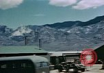 Image of radar installation White Sands New Mexico USA, 1946, second 4 stock footage video 65675047462