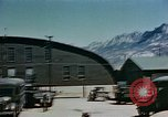 Image of radar installation White Sands New Mexico USA, 1946, second 9 stock footage video 65675047462
